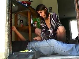 Esposa Infiel Cogiendo Con El Plomero