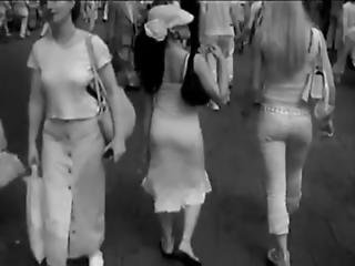 See Through Clothes - Xray Voyeur - Video Compilation Of Infrared Xray Voyeur