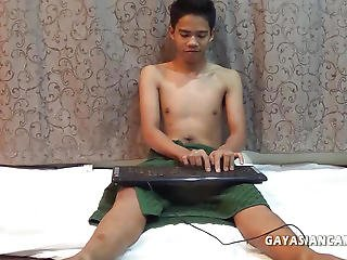 amateur, asiatique, sexe, webcam