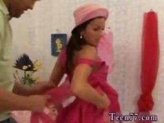 Mexican american teen Monica gets a ample