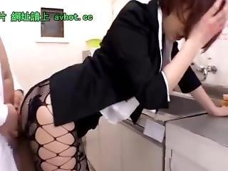 Ol Satomi Yuria Pantyhose