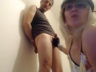 Police Girl Domination On Criminal Boy Very Dirty