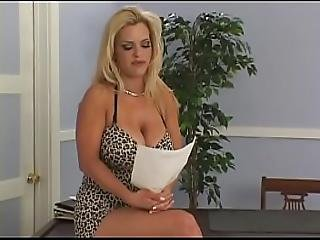 Chantz Fortune - Very Big Boobs Let Fuck Herself By Young Guy
