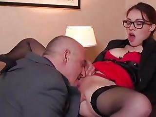 Anal, Blowjob, Fucking, Office, Secretary, Teen, Teen Anal, Young