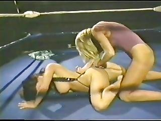 Retro Ring Wrestling Old Vhs