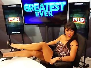 Pro Wrestling Report Linda Kay Wwe Tough Enough Auditions (sexy)
