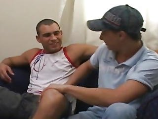 Impressive Sexy Latino Homo Bareback Hardcore