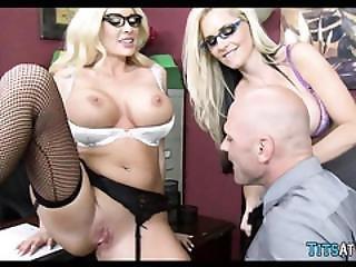 Big Tit Blonde Heaven