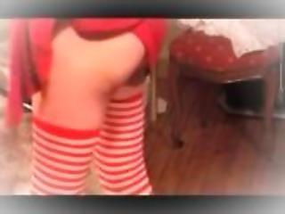 transvestite pumping sounding urethral lingerie sextoy 96