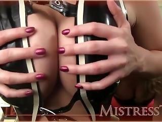 Mistress T And Alexandra Snow - Joi