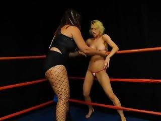 Dt Female Wrestling 2
