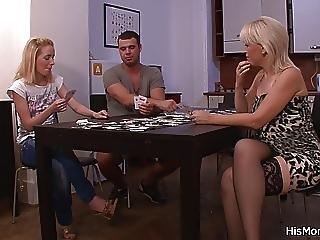 Lesbo, Vanha, Pokeri, Pillu, Teini, Nuori