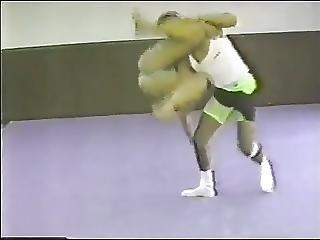 Fato De Banho, Fio Dental, Wrestling