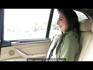 Taxi Passenger Wants Drivers Big Cock