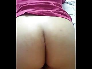 Big Ass Wife Fucked In Both Holes