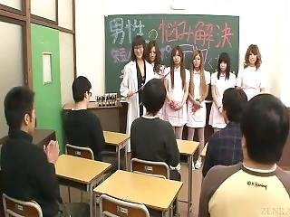 Japanese Penis Enlargement Training School