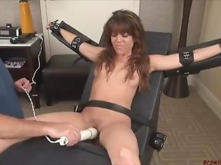 Bound Multiple Orgasms Torture