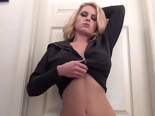 brzuch, fetysz, gwiazda porno, solo