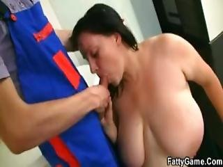Great Oral And Pussy Fucking With Horny Bbw