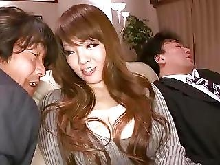 Japanese Wife Cheating Part 1