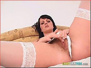 Anita Wallard Hairy Action