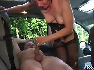 Cab Driver Fucks Customer
