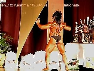 Km Contest Posing