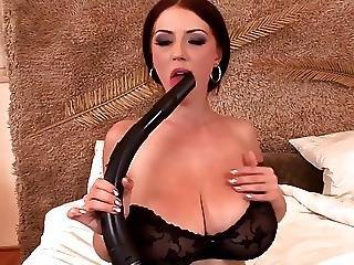 Brunette, Fucking, Masturbation, Solo, Vacuum