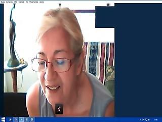Skype With Grandma Rubby Part 1