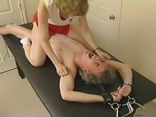Bondage, Mistress, Tickling