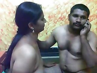 Sounth Indian Aunty With Prostitute