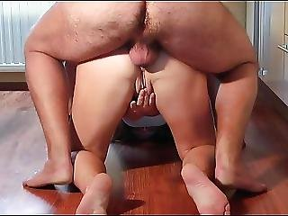 Pissing In Ass