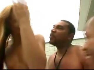 Brazilian Teen - Gangbang