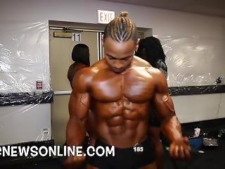 2016 Npc Jr. Nationals Backstage Finals Video