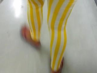 Transparent See Through Leggings 10