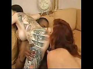 Slut Momo And Christina Noir Are Bbc Only For Richard Mann S Big Black Monstercock