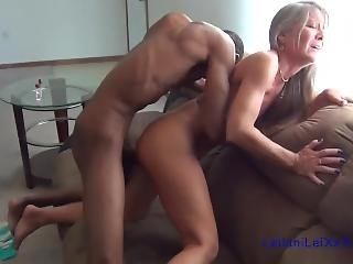 Milf Is Horny For Bbc Again