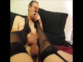 panty masturbation
