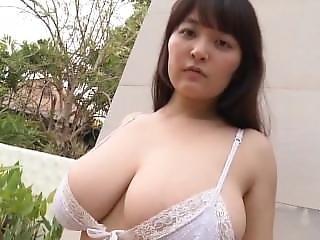 [yanase Saki] Japanese Milky Glamour - Part 1 [scene 1 - Office Worker].