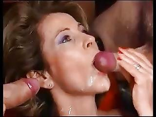 Vintage cum swallow