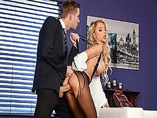 Danny D Doggystyle Fuck Alix Lynxs Pussy From Behind