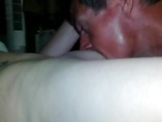 Sexybeast Licking My Hott Pussy