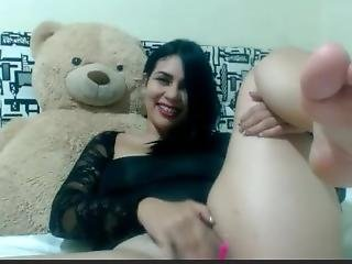 Cam4 Colombia Feet 2