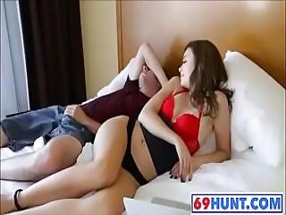 Mom Came In While Step Sister Laura And Brother Were Fucking - Www.69hunt.com