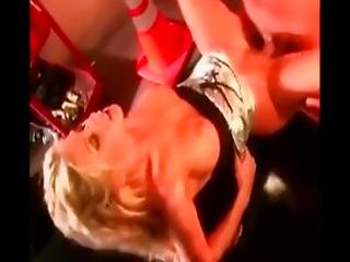 A Cop Fucks Krystal Steal In A Garage