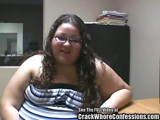 Big Fat Crack Whore Slob Blows My Boner