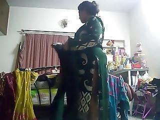 tante, cul, caméra cachée, indienne, mature