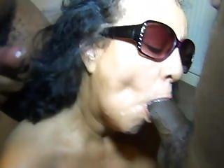 Perfectmilf.com - Granny Bubbles Having An Interracial Bukkake