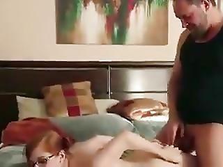 anal, cú, primeira vez, ruiva