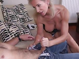 Hot Milf And Her Younger Lover